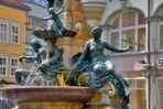 mein Lieblingsbrunnen in Erfurt (mi fuente preferido en Erfurt)