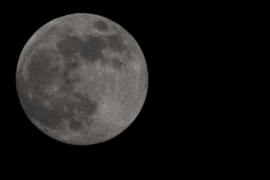 Mein Mond :)