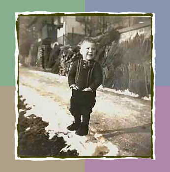 Me.....in my younger days!