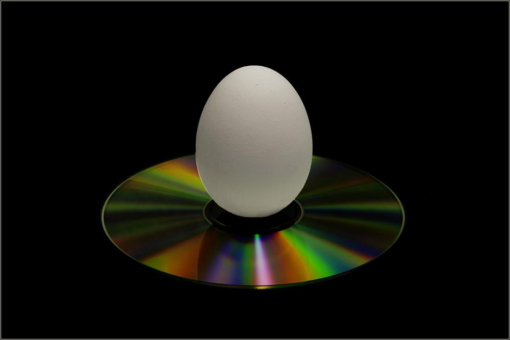 Mein neuer Eierbecher