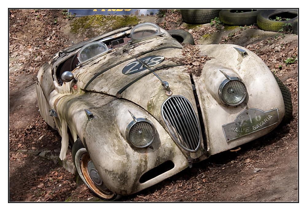 mein neuer Jaguar ;-)