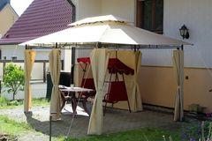 mein neuer Pavillon