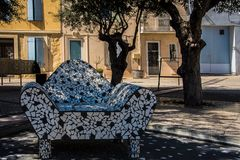 Mein neuer Sessel