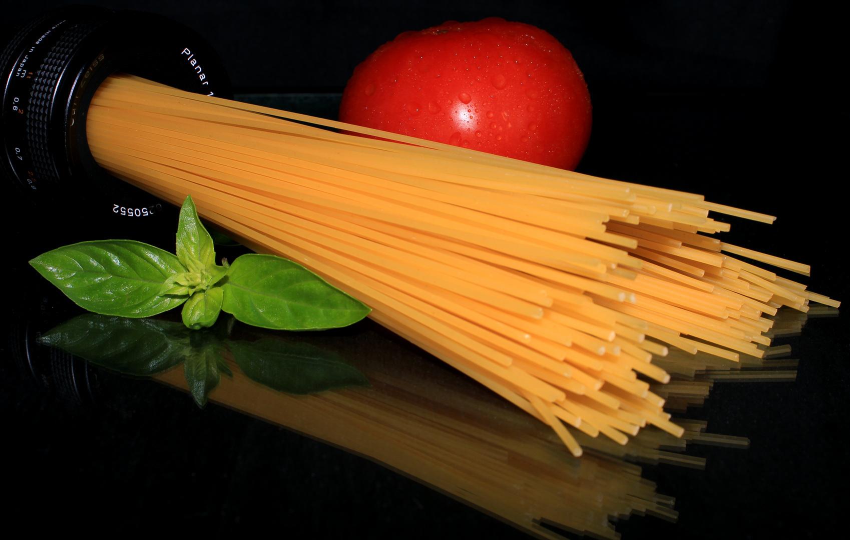 Mein neuer Spaghettiportionierer