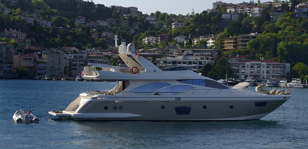Mein neues Boot :-)