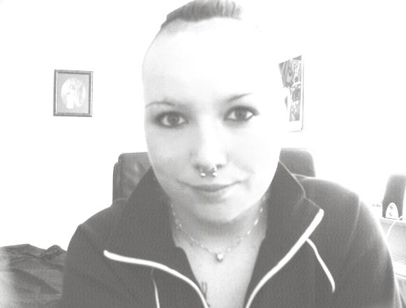 Mein neues Piercing