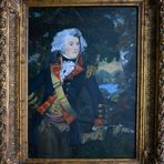Mein Ölgemälde von  John Bowes 10th Earl of Strathmore und Kinghorne