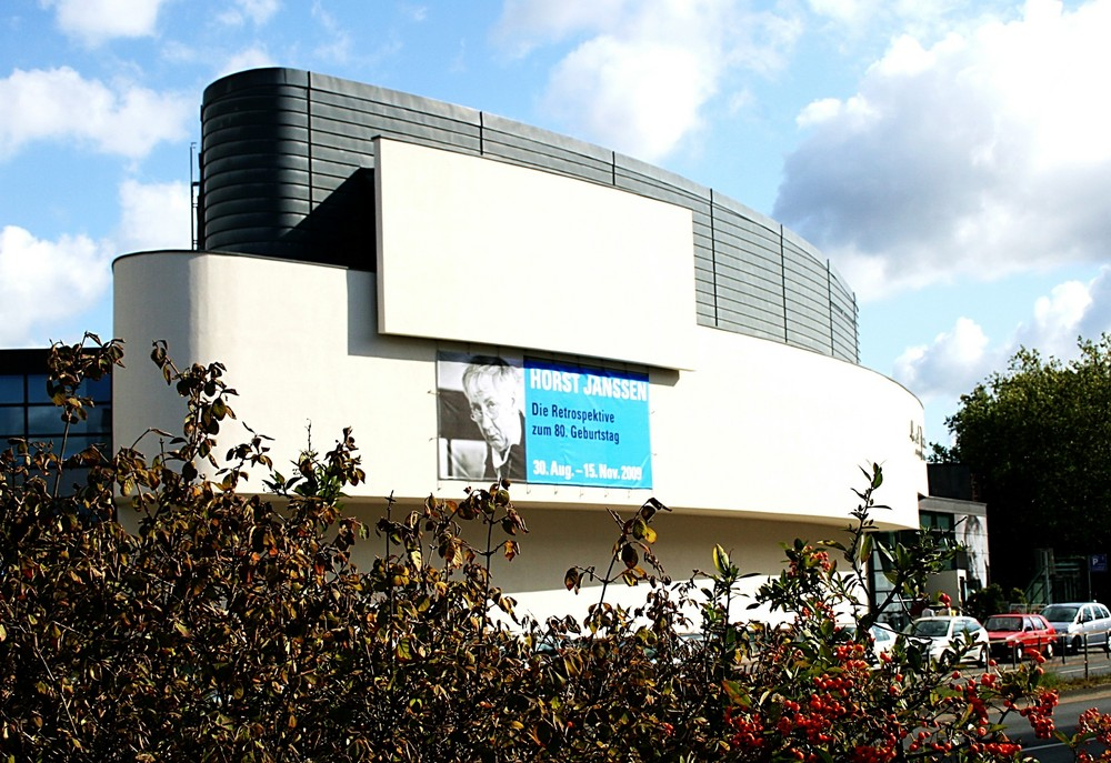 Mein Oldenburg ... Horst Janssen Museum