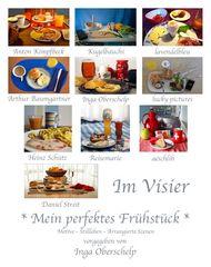 *Mein perfektes Frühstück* Collage von aeschlih