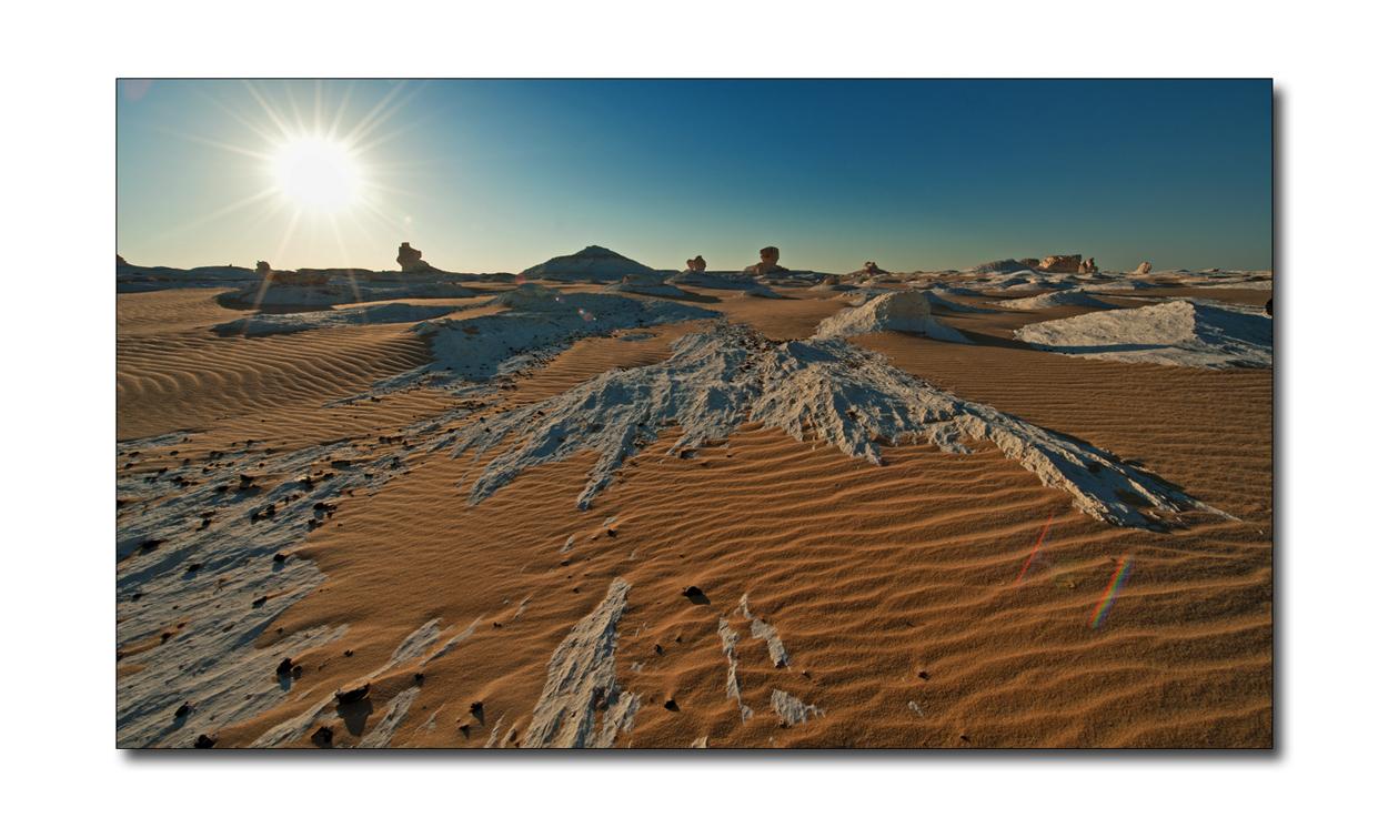 Mein Reisetagebuch [30] - Faszination Wüste