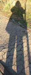 Mein Schatten...