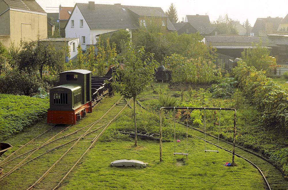 Mein schöner Garten Foto & Bild | schmalspur, eisenbahn, verkehr ...