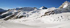 Mein schönster Tag im Berner Oberland fand auf dem Jungfraujoch statt...
