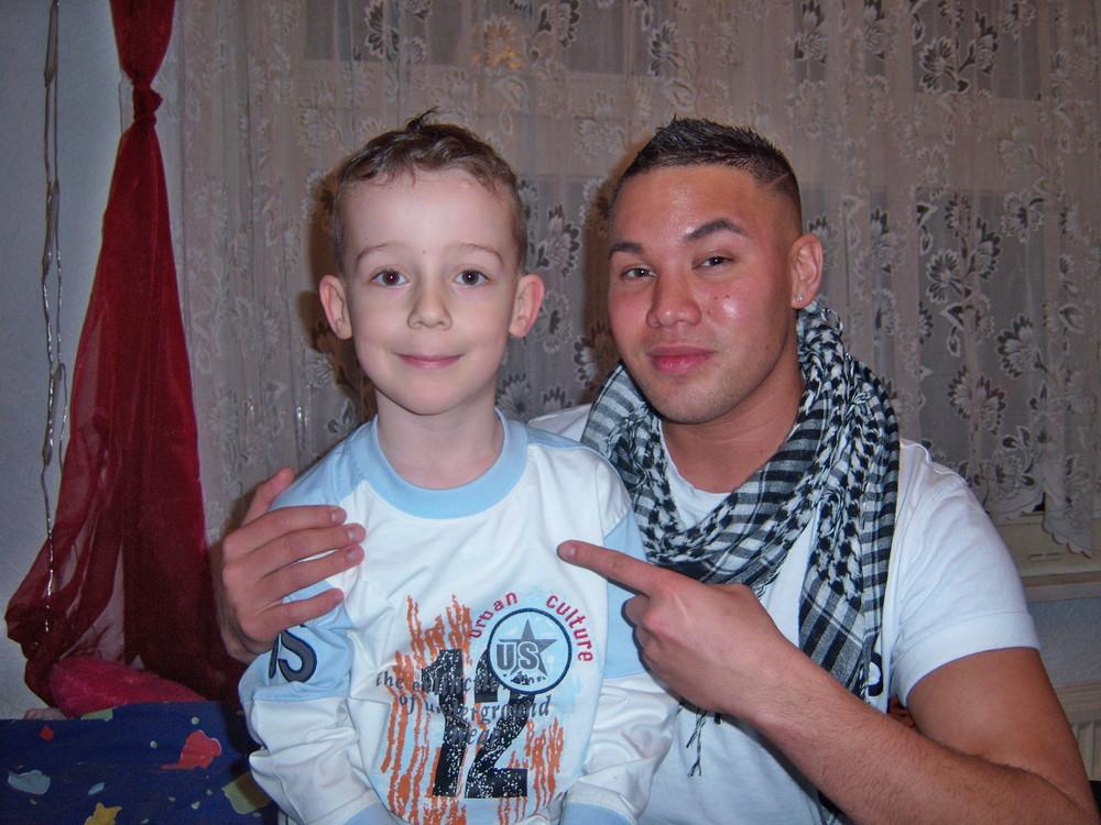 Mein Sohn Jamiro und Kay One