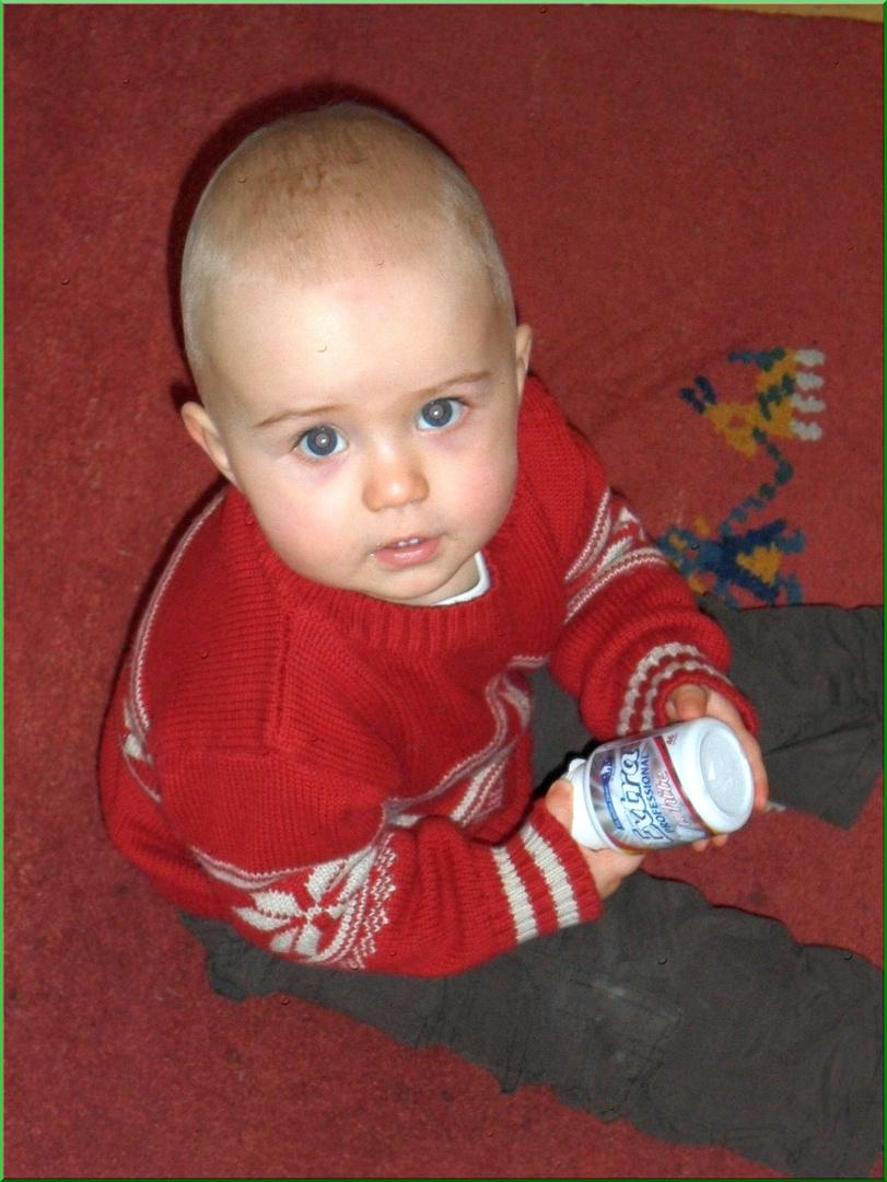Baby 11 Monate Beißt