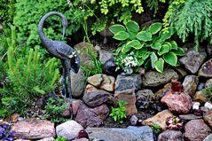 Mein Steingarten III
