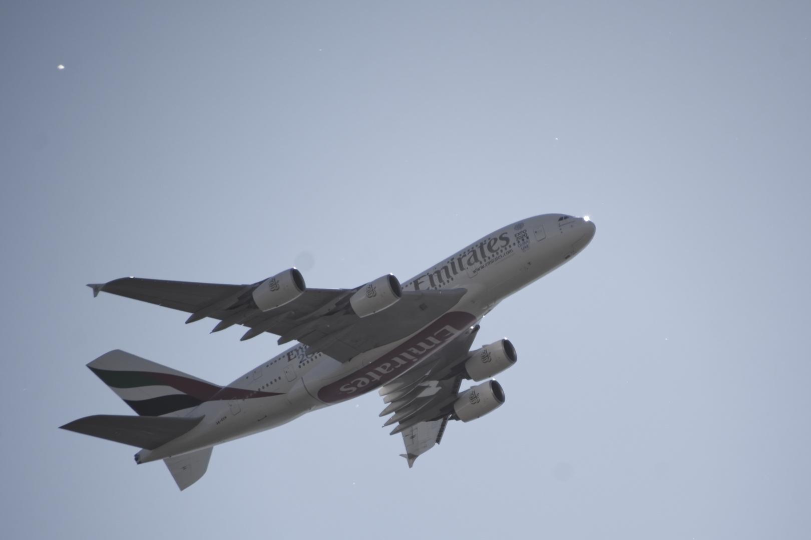Mein täglicher Airbus A 380 - 02