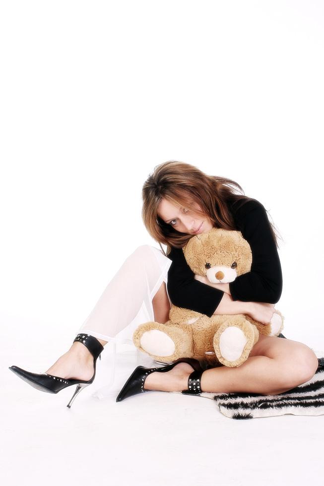Mein Teddy hat mich lieb!