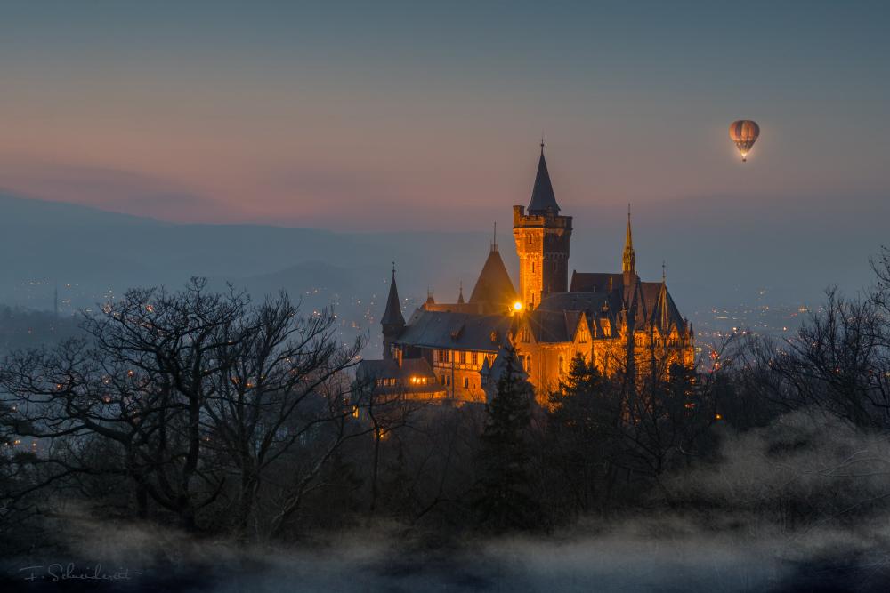 mein Traumschloss im Harz