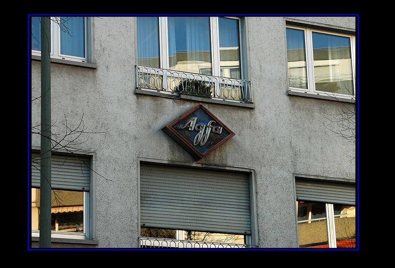 """Mein unbekanntes Frankfurt"", AGFA"