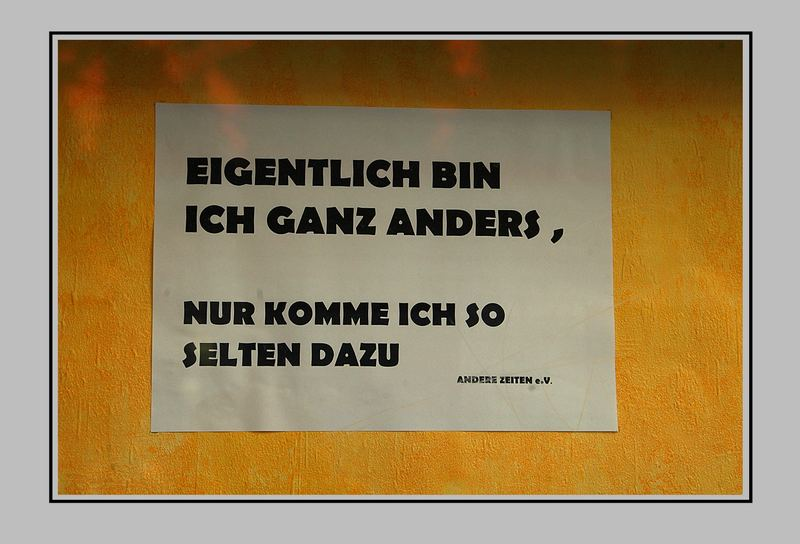 """""""Mein unbekanntes Frankfurt"""", Eigentlich...."""