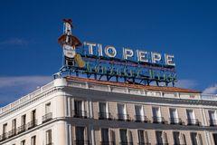 Mein Wahrzeichen von Madrid