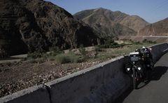 Mein Weg - Richtung Ferghana Tal