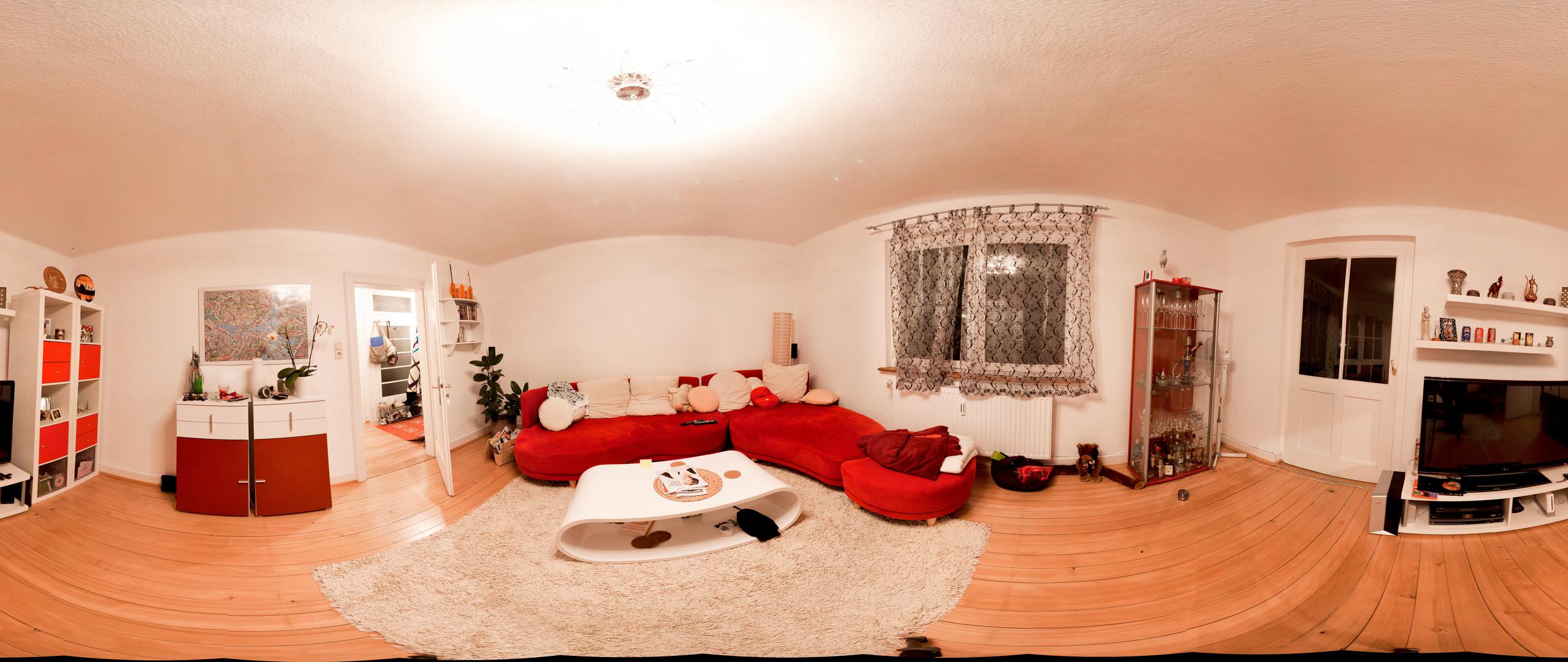 mein Wohnzimmer in 360° Foto & Bild | panorama, techniken, aufnahme ...