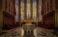 """Mein""""Blick zum Chor"""" im Dom St. Ludgerus (Billerbeck)"""