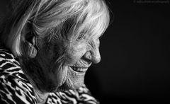 meine 106- jährige Großmutter