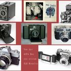 Meine alten Fotoapparate