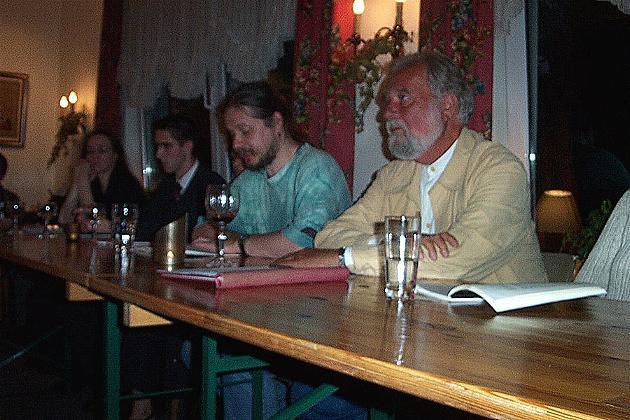 Meine Begegnung mit Elmar Gunsch in Remscheid