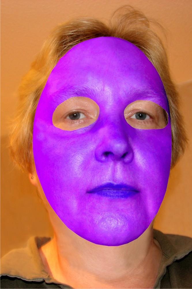 Meine eigene Maske