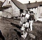 Meine Eltern 1964 in Balderschwang