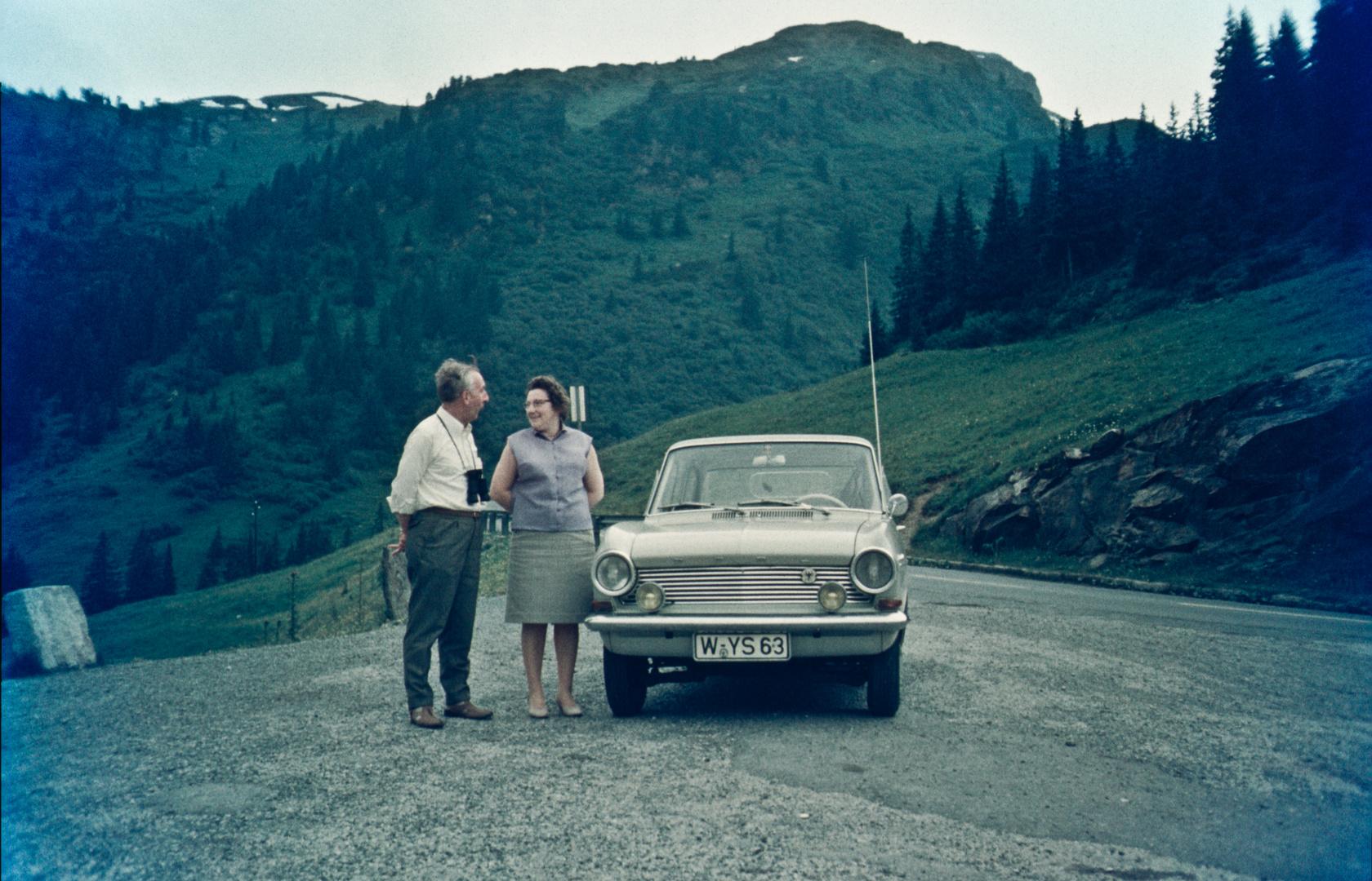 Meine Eltern 1967
