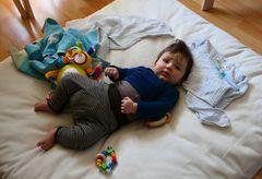 Meine Enkelin Nora:-)