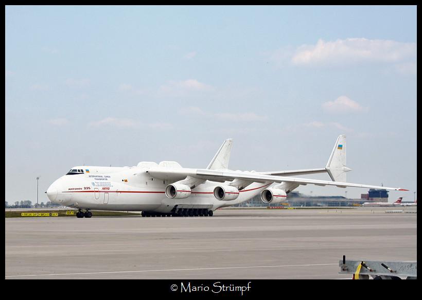 Meine erste Antonow...