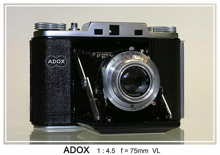 Meine erste Kamera