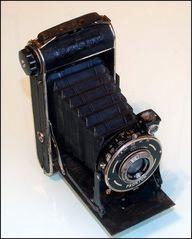 Meine erste Kamera.