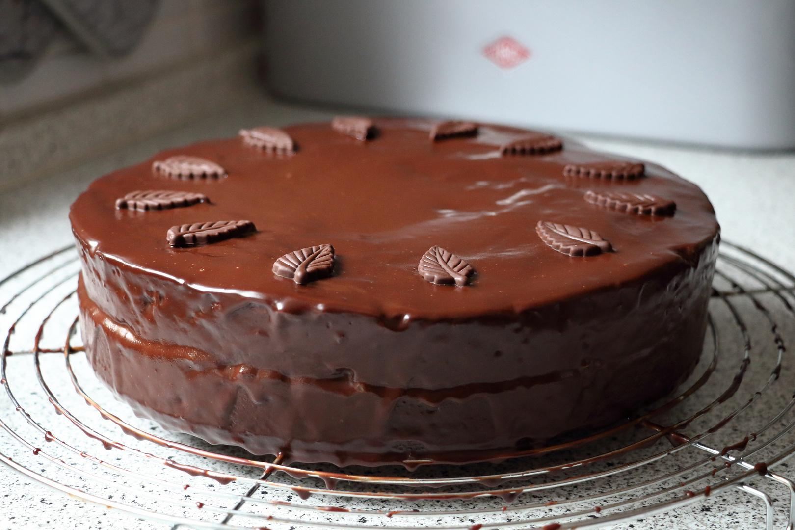 Meine erste Sacher-Torte