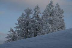 Meine erste Winterlandschaft