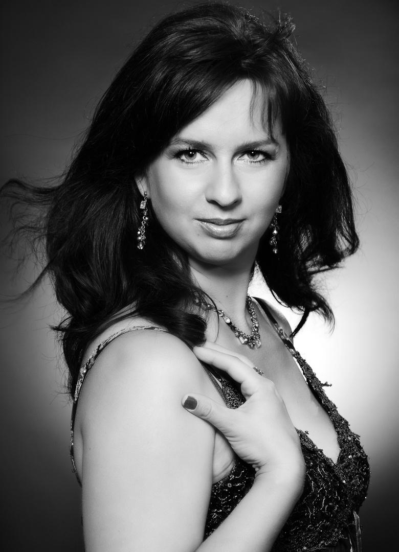 Meine Frau Svetlana