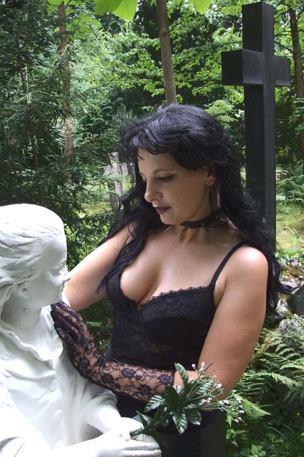 Meine Freundin Foto & Bild   mystik,gothic, gothic