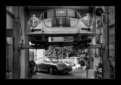 meine Garage...