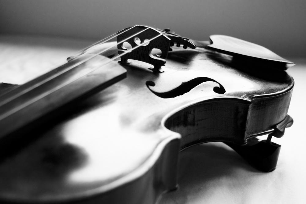 Meine Geige...