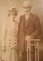 meine Großeltern 1914