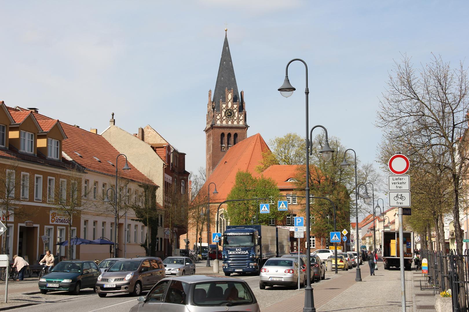 Meine Heimatstadt Bad Liebenwerda