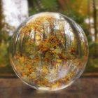 Meine Herbstglaskugel