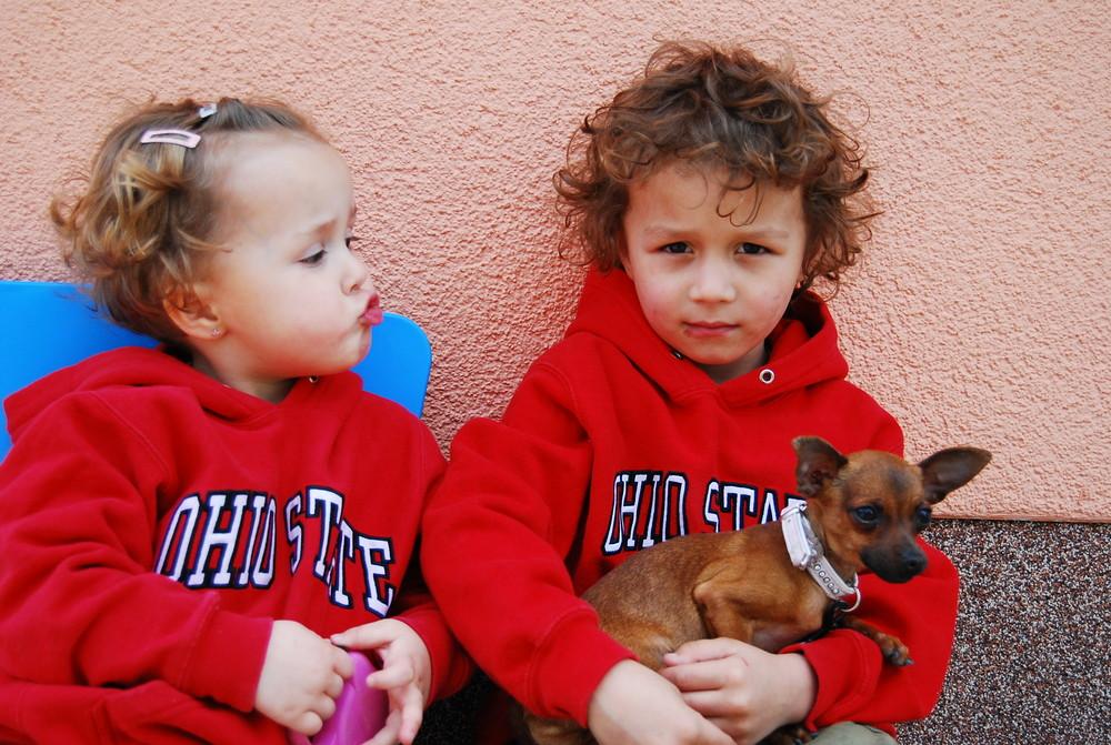 Meine Kinder;-)