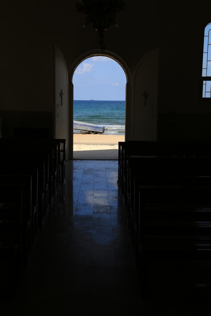 Meine Kirche am Meer